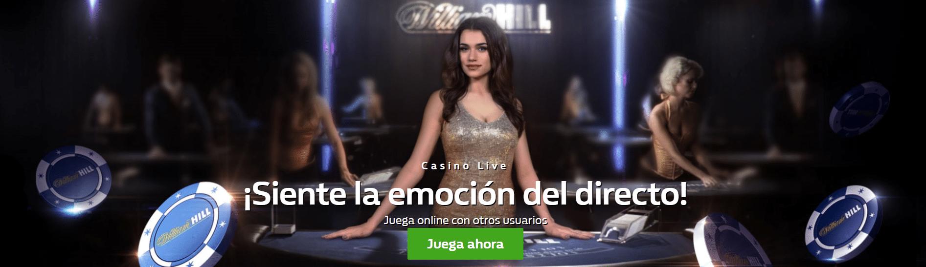 William Hill España Casino